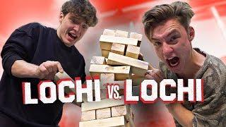 Bis der Turm umfällt!! l Lochi vs Lochi