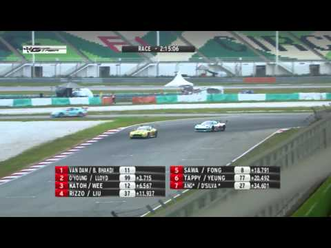 GT Asia Round 7 Sepang 3Hour Race