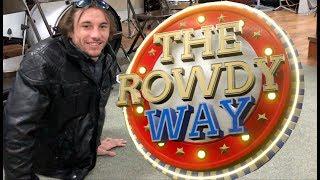 Rowdy Burton jingle | The Rowdy Way