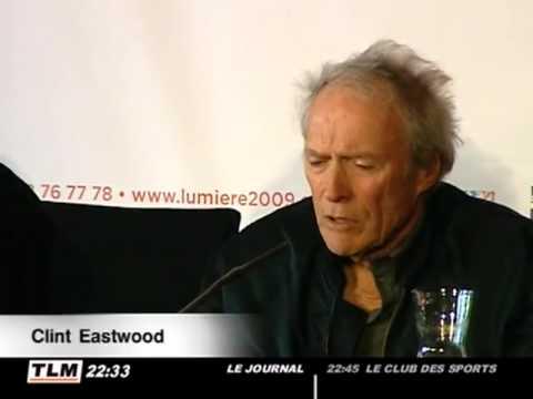Clint Eastwood rend hommage aux frères Lumière