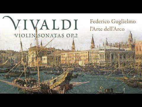 Vivaldi: Violin Sonata No. 4 in F Major, RV. 20: II. Allemanda. Allegro
