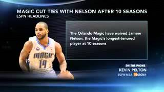 Repeat youtube video Magic Waive Jameer Nelson