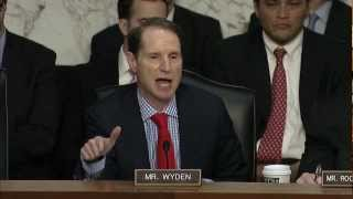 Wyden in Intelligence Hearing on GPS Surveillance & Nat