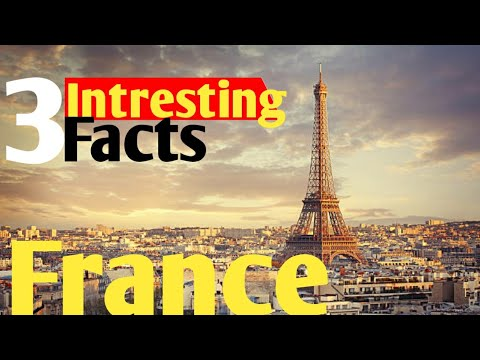 Amazing facts about France #shorts