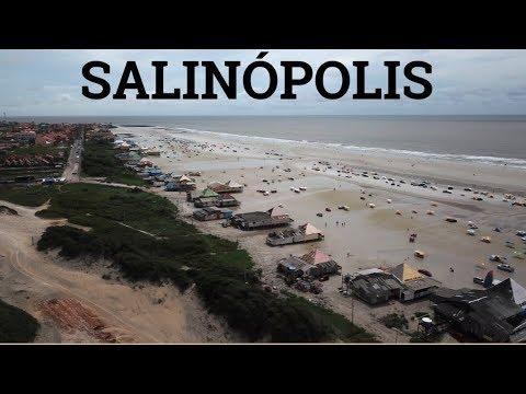 Em Salinópolis 2019, a praia do Pará que conecta Belém com o mar