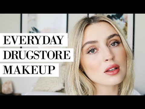 5 MIN EVERYDAY NATURAL MAKEUP LOOK