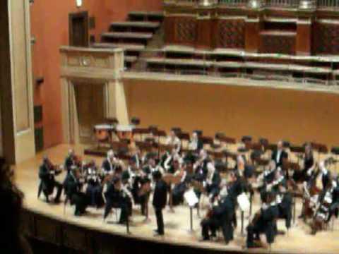 Giovanni Punto (Jan Václav Stich) Horn Concerto No.5/ 1. movemend  Tunca Doğu