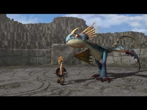 Dragons entrainement num ro 1 le dragon vip re youtube - Dessin de vipere ...