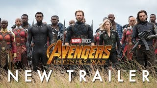 Marvel Studios Avengers: Infinity War - Official Trailer
