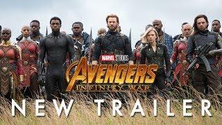 Marvel Studios' Avengers: Infinity War - Official Trailer by : Marvel Entertainment
