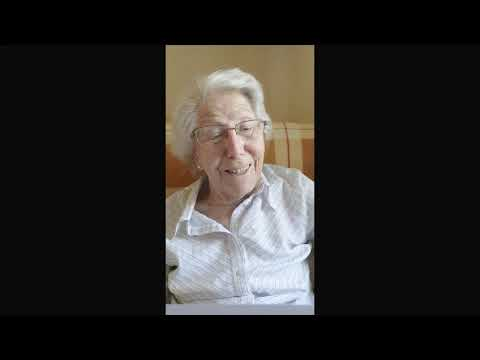 Care Home Residents Singing YMCA