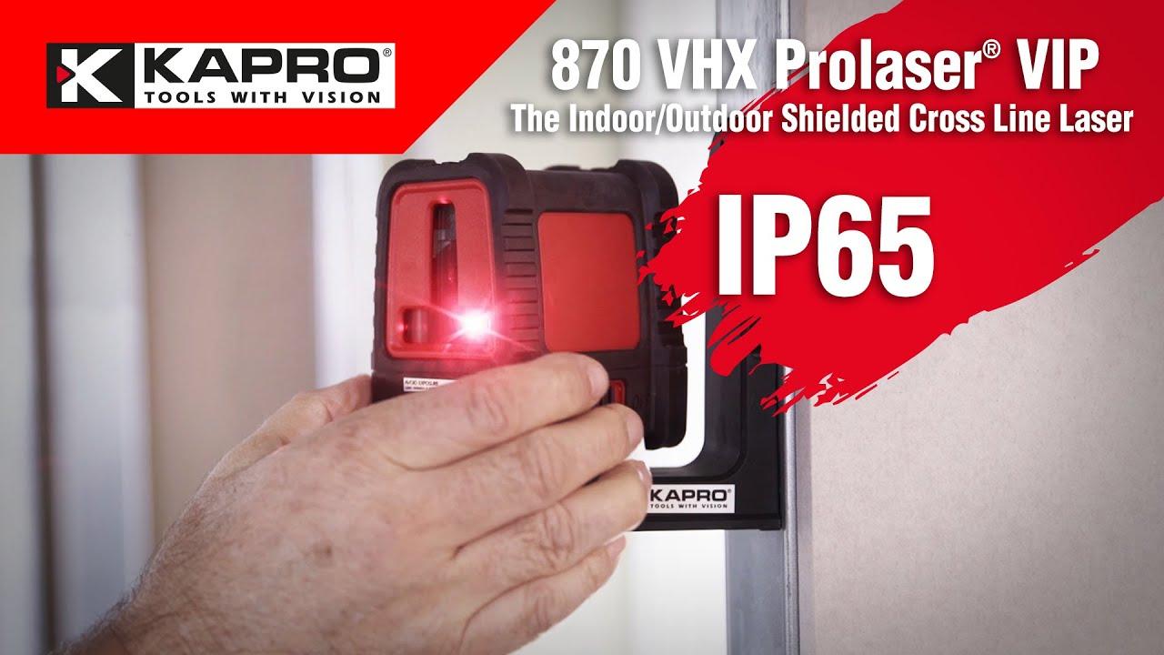 870 VHX Prolaser VIP