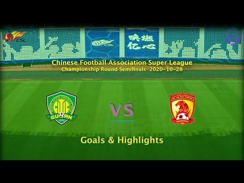 Beijing Guoan Guangzhou Evergrande Goals And Highlights