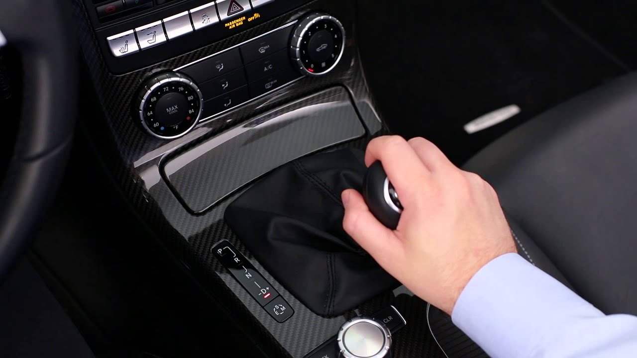 Mercedes benz owner support how to automatic for Mercedes benz stick shift