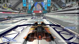 wipeout HD Fury - REBIRTH Tournament - FINAL