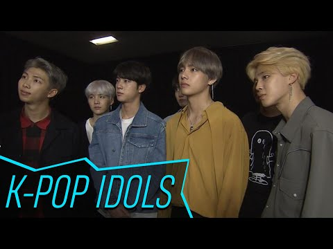 BTS On Getting Compared To The Backstreet Boys & One Direction | Access Hollywood