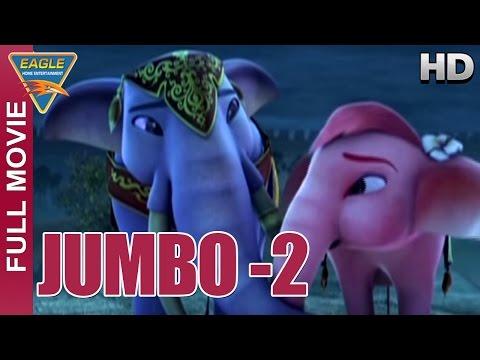 Jumbo 2 Kids Animation Hindi Full Movie || Animation Movies