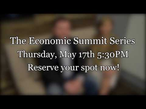 Economic Summit Series May 17th - Featuring Larry Stone