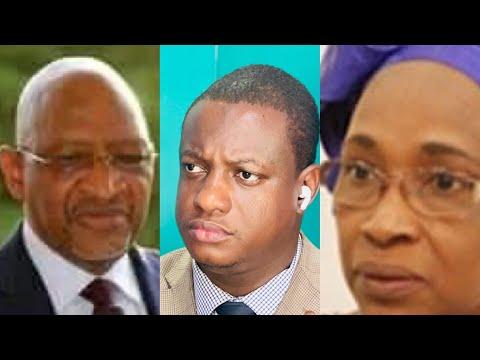 OM TV: #AlerteInfo/L'Ancien PM Boubeye MAIGA et Mme Bouaré Fily SISSOKO placés sous mandat de dépôt.