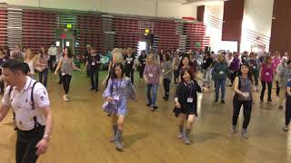 Nothing But You Line Dance by Darren Bailey @ 2019 WCLD