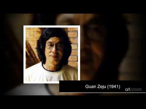 Guan Zeju | Chinese Artist Painter 关则驹