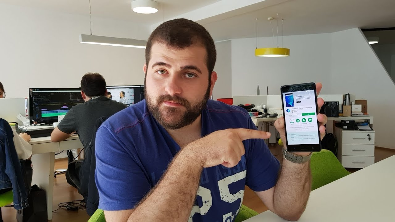 Android için Microsoft Launcher bizlere neler sunuyor?