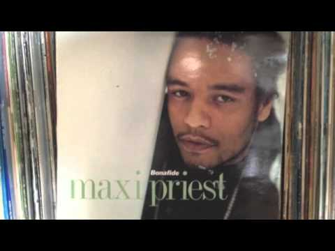 "Maxi Priest""Sure fire love"""