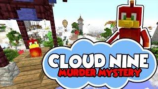 IM A BADD EGG !!! - Cloud nine - Minecraft xbox - Murder Mystery Special