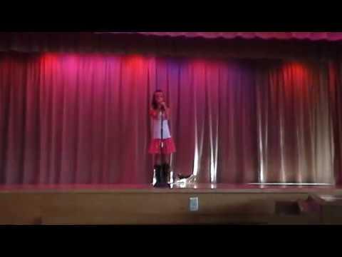 Blanch Reynolds Talkent Show- 2012