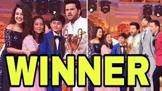 Sa re ga ma pa littlechamp 2017 winner name shreyas Bhattacharya