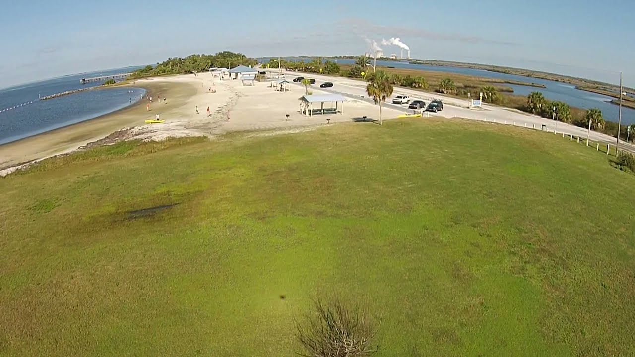 Ft Island Gulf Beach Crystal River Fl