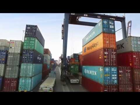 SOHAR Port and Freezone - Corporate Video 2015