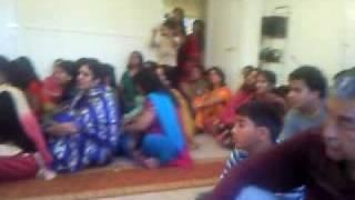 Celebration in Indian Tempel Sweden Part 4