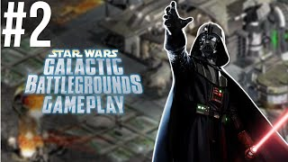 [2] Star Wars: Galactic Battlegrounds Gameplay (No Commentary)