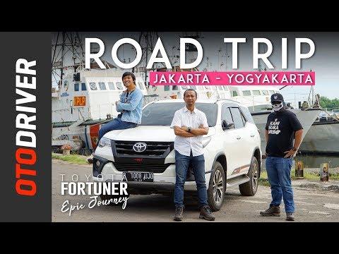 Toyota All New Fortuner TRD Sportivo 2018   ROADTRIP Feat. Om Mobi & Ridwan Hanif   OtoDriver