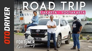 Toyota All New Fortuner TRD Sportivo 2018 | ROADTRIP Feat. Om Mobi & Ridwan Hanif | OtoDriver