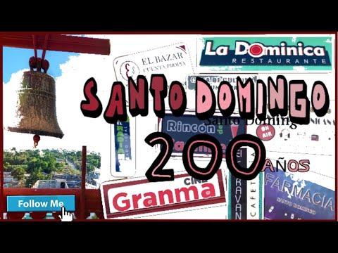 Video de Santo Domingo