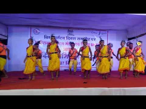 लोक नृत्य बस्तर
