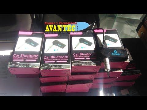 Receptor Bluetooth USB para Auto radios, Equipos sonido, Notebook otros [AvanTec Perú]