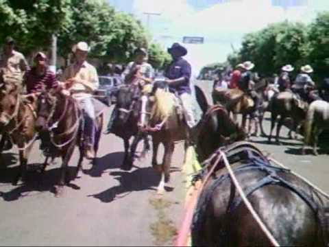 Cavalgada Flora Rica
