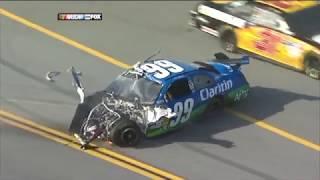 Scary NASCAR Crashes