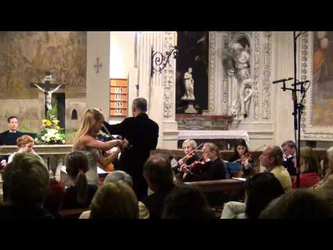 Mozart - Violin Concerto No. 5 in A Major (1° mov). - Maristella Patuzzi