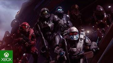Halo 5 E3 Campaign Demo