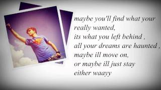 The Wanted - Last To Know (Lyrics On Screen)