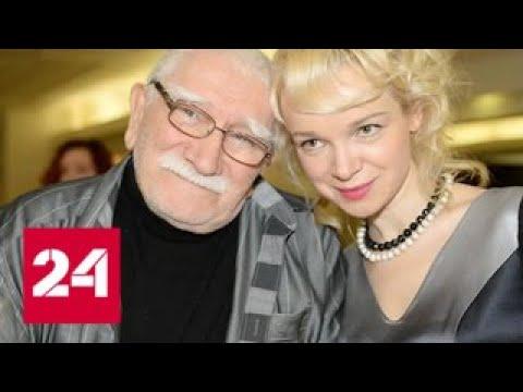 Соседи Джигарханяна - о его жене: она его погубит! - Россия 24