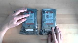 Western Digital Red WD30EFRX 3TB Hard Drives Quick Look