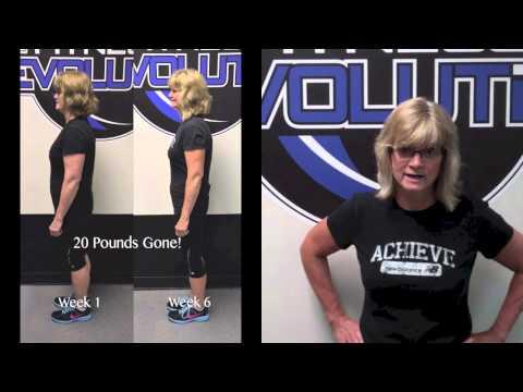 Fitness Revolution: Linda Lendermon: 20 in 6