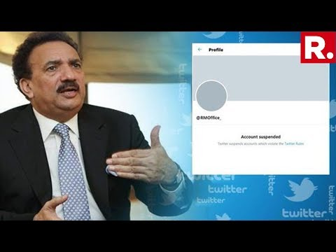 Twitter Suspends Pakistan's Fake-News Peddler Neta Rehman Malik