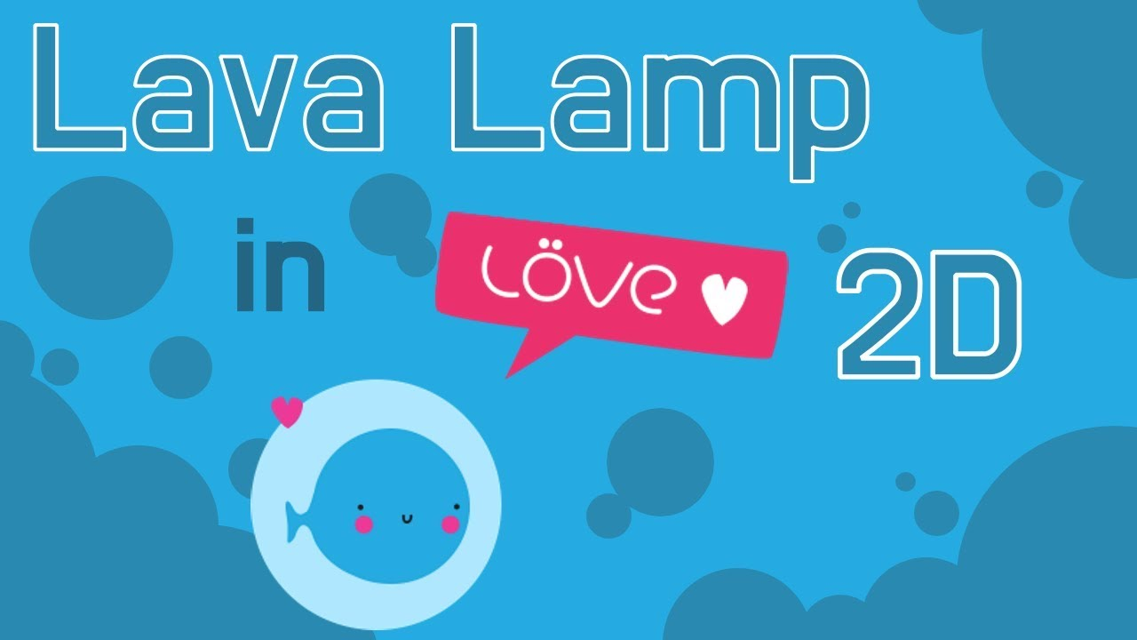 Download Lava Lamp in Lua with Löve2D