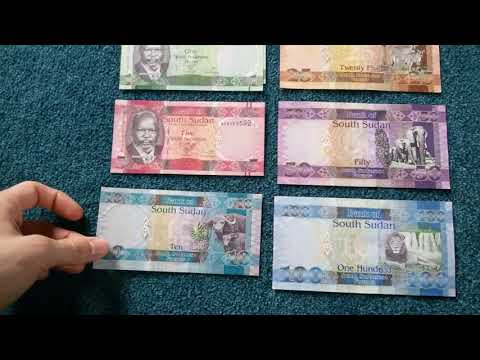 #Currency special part 55: South Sudanese Pound